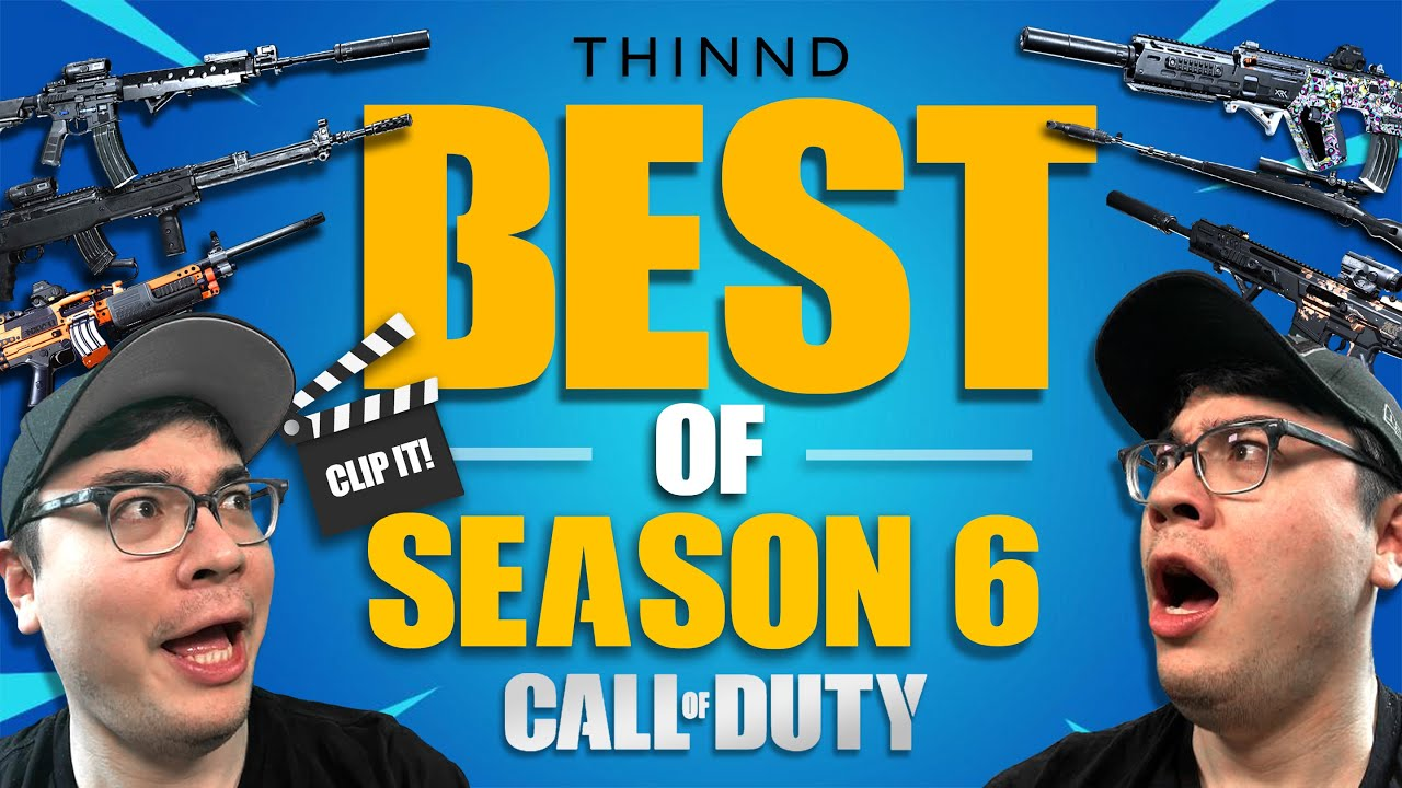 Download THINND Warzone: Funny & Epic Moments - Best of Season 6! *CLIP IT*