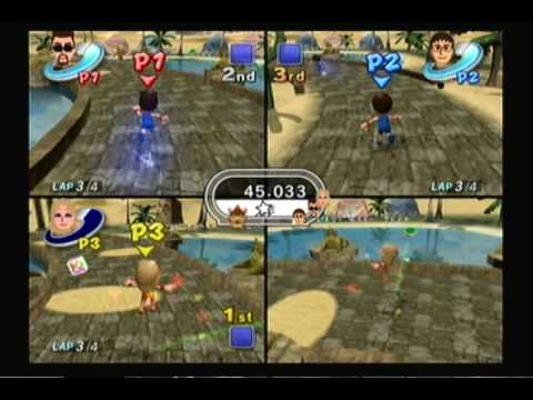 Mario and Sonic at the Olympic Games Review (Wii)