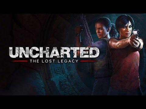Хлоя и Надин в дополнении для Uncharted 4