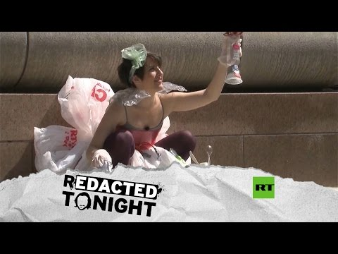 Wearable Garbage: The Latest Fashion Trend!