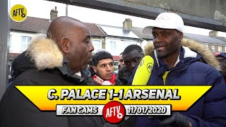 Crystal Palace 1-1 Arsenal | I Don't Want Umtiti He's Too Injury Prone! (Yardman)