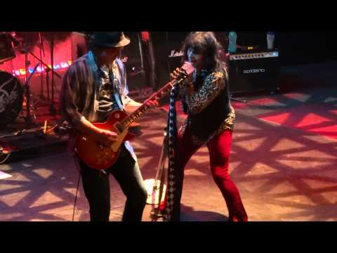 Back in the saddle again - Aerosmith Tribute band - Rochester Opera House 2015