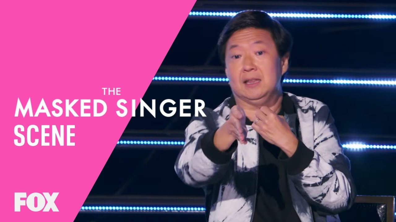 Download Ken Has The Serpent Nailed   Season 4 Ep. 8   THE MASKED SINGER