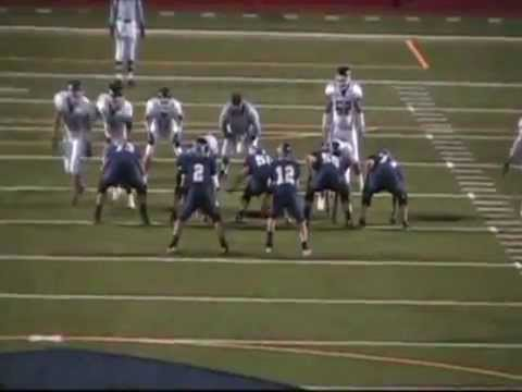 rob football highlight