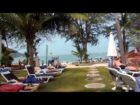 Exploring beautiful Ko Samui island, Thailand