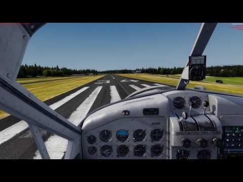 The Milviz DHC-2 Beaver!