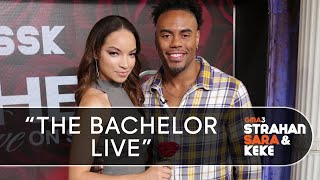 Rashad jennings makes a match with one of our eligible bachelorettes.follow us!facebook: https://www.facebook.com/strahansarakekeinstagram: https://www.insta...