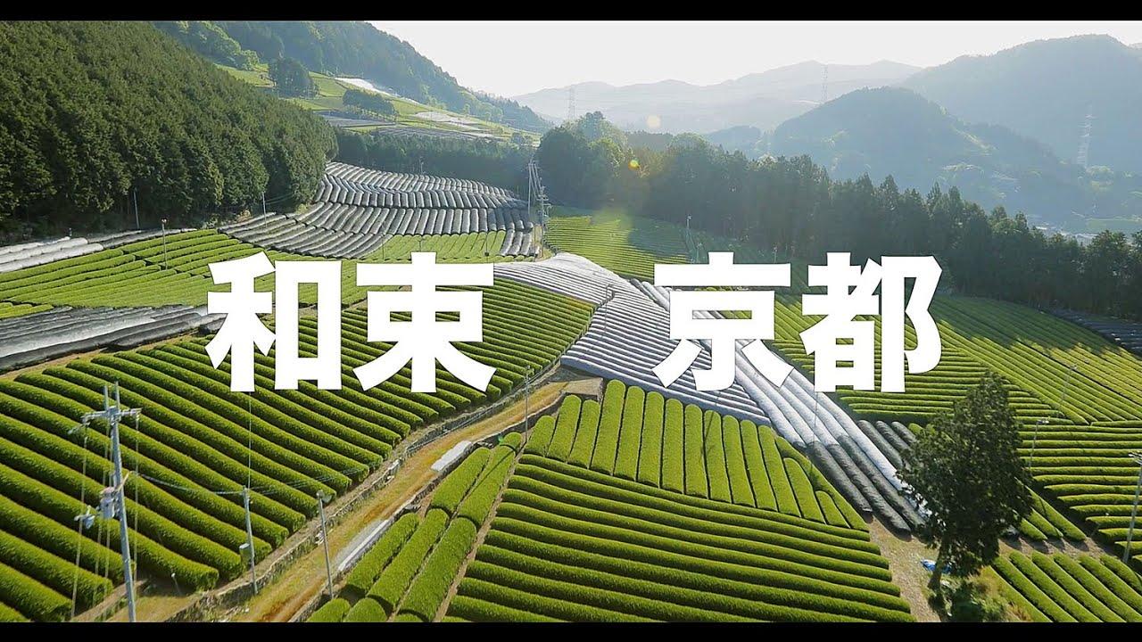 【空の旅#97】「暮らしの上に茶畑があるんだね」空撮・多胡光純 和束_Kyoto aerial