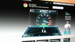Fastest Internet EVER!!!