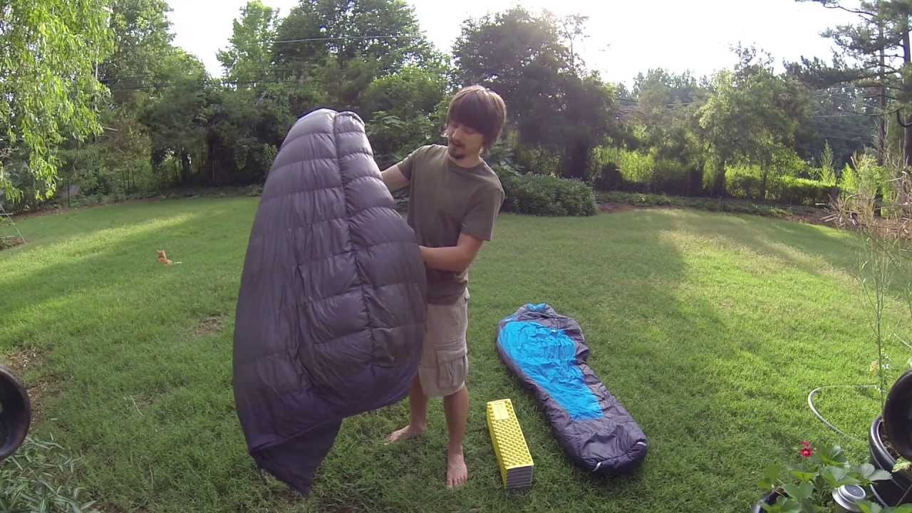Ultralight Tips Quilts Vs Sleeping Bags