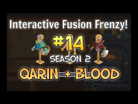 Knights and Dragons: Interactive Fusion Frenzy S2E14 | Qarin + Blood