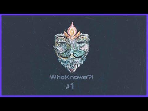 ✺ WhoKnows?! ✺ #1 - Wir suchen des Lösungs Rätsel
