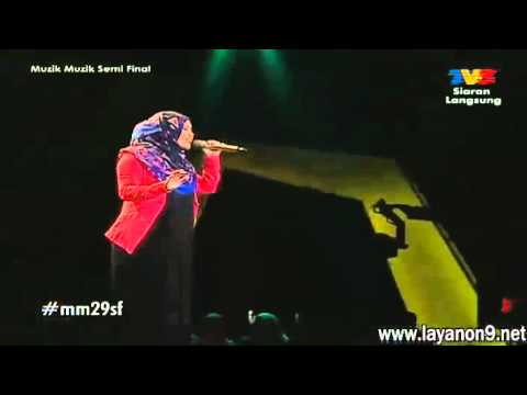 Najwa Latif - Hilang (Muzik Muzik 29 Separuh Akhir Pertama)