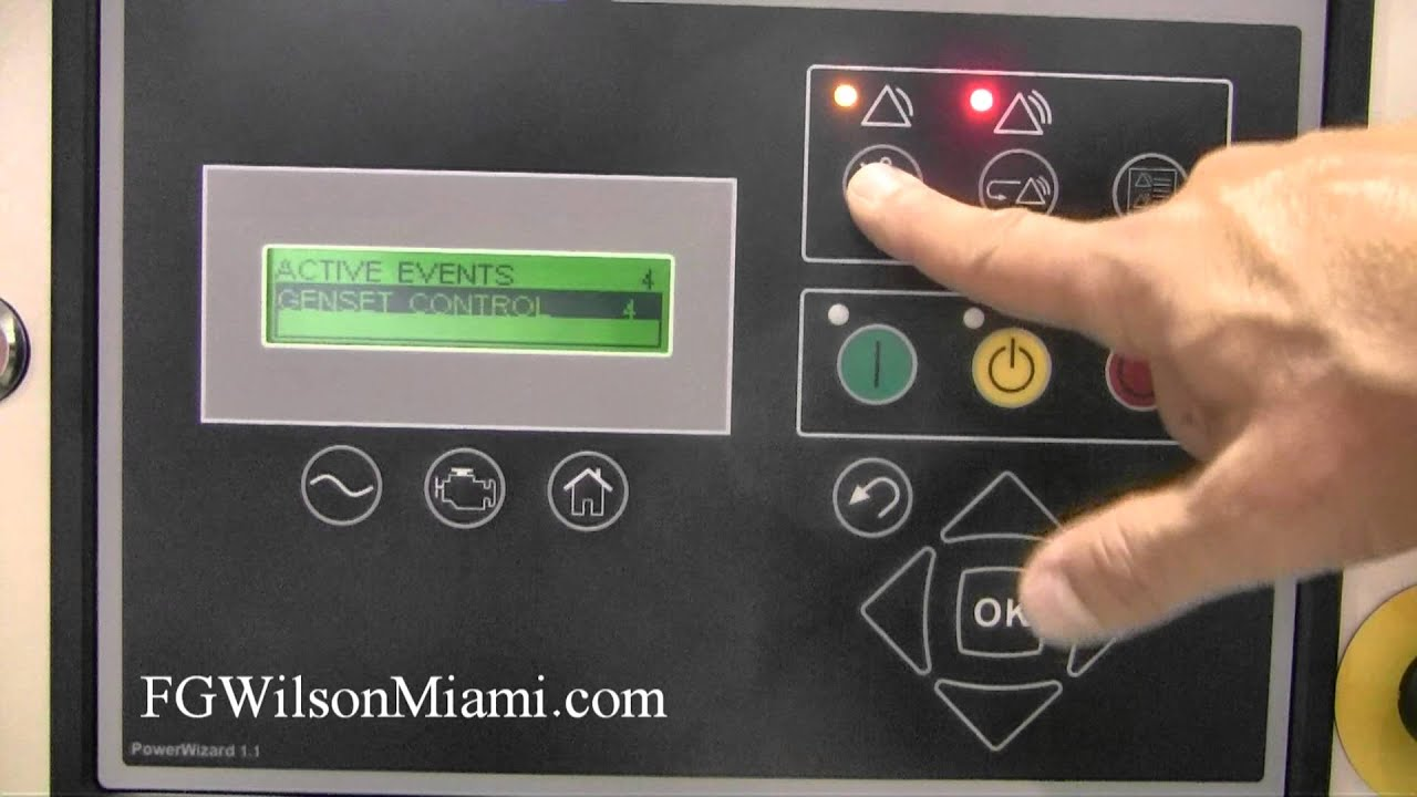 maxresdefault fg wilson miami how to reset an event on powerwizard 1 1 youtube powerwizard 1 0 wiring diagram at aneh.co