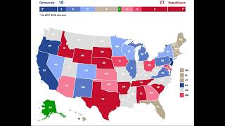 2018 Governor Elections | Predictions & Reasoning