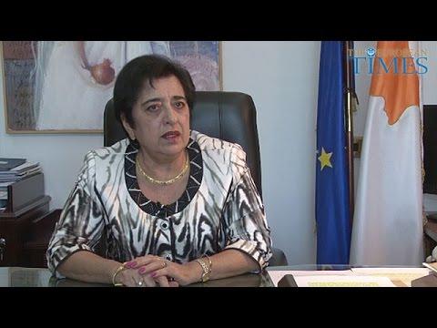 Dr. Erato Kozakou-Marcoullis, Minister of Foreign Affairs – Cyprus