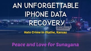 An Unforgettable iPhone Data Recovery