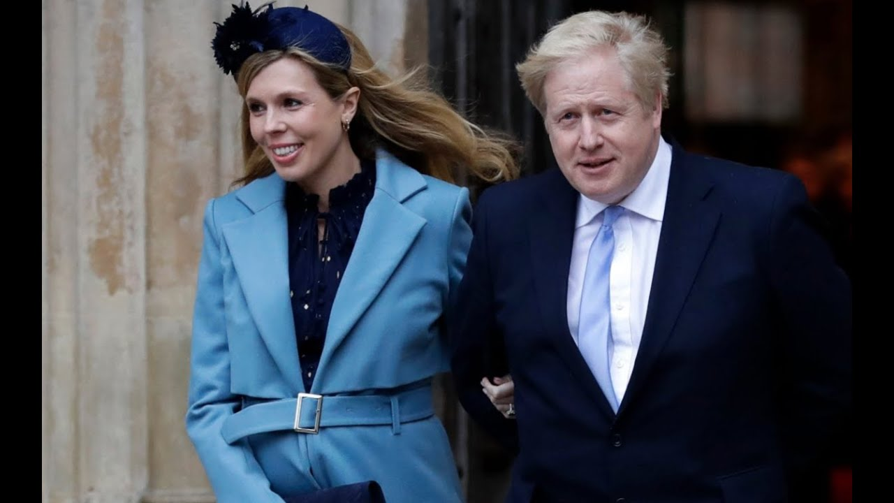 Boris Johnson's Fianc, Carrie Symonds, Has Given Birth To A Baby ...