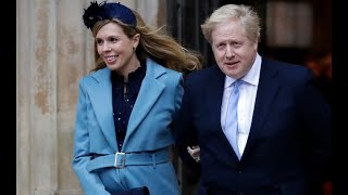 video: Boris Johnson becomes fourth Prime Minister in 170 years to have child in Downing Street