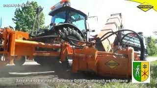 Ścinarka poboczy / Bankettfräse Hydrog SP-1200