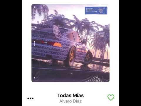 Álvaro Díaz Ft. C. Tangana – Todas Mias (Audio Oficial)