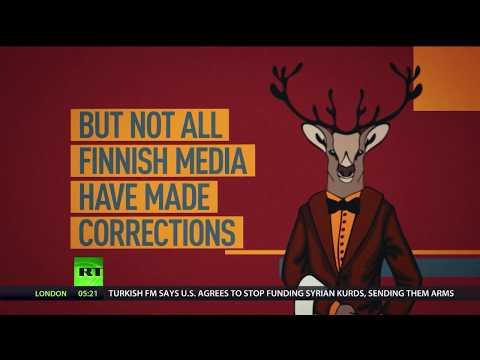 Wrong, deer: Finnish media fall for 'Soviet battle moose' hoax