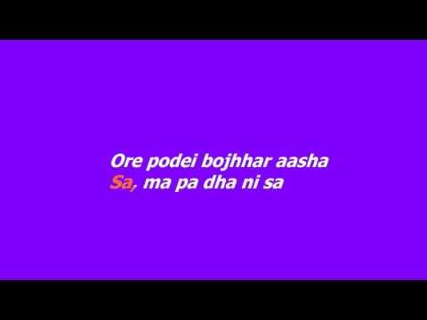 Pa Ma Ga Re Sa Karaoke