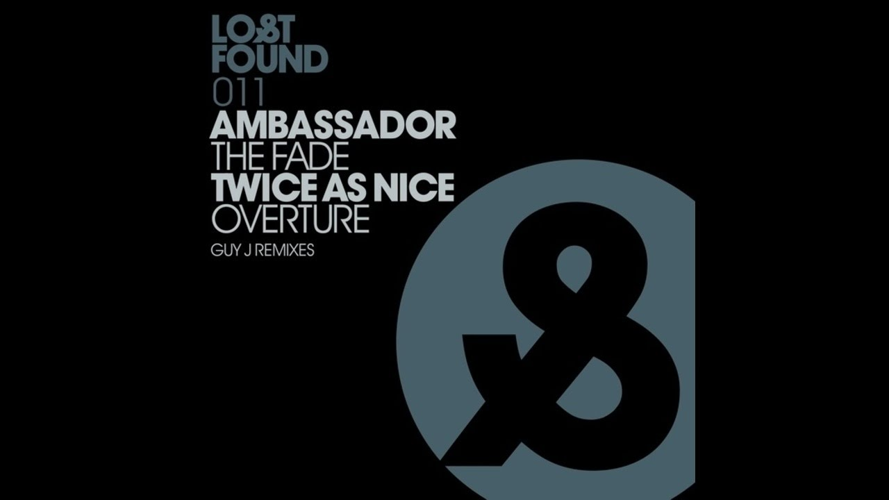 Download AMbassador - The Fade (Guy J Remix)