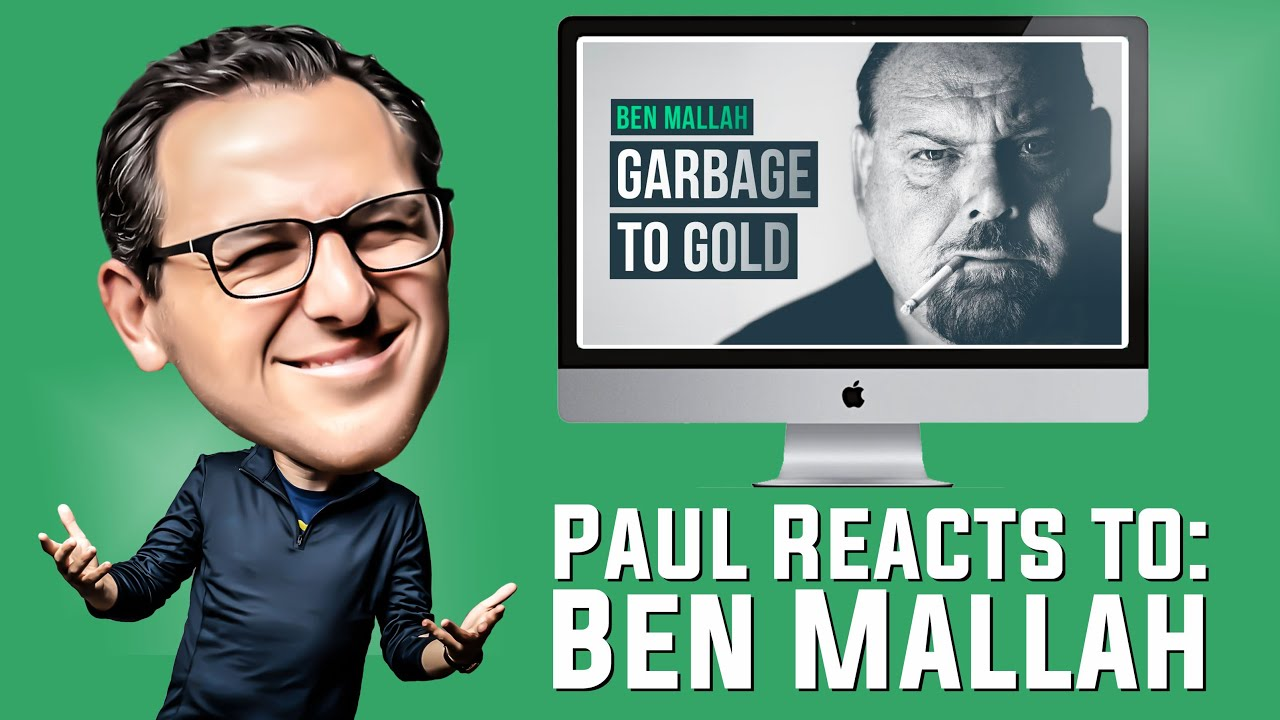 Download Paul Reacts to BEN MALLAH   Real Estate Investing