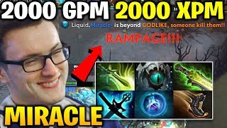 Miracle 2000 GPM 2000 XPM and get RAMPAGE in Turbo Mode - Totally CRAZY