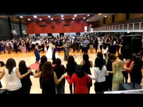 Sivas Maras Düğünü GRUP CANELLER HALAYLAR FULL2014