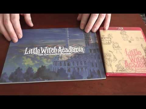 Under the Covers: Little Witch Academia: The Enchanted Parade