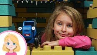 Большая СТРОЙКА - Маленькая Вера и её друзья строят настоящий дом