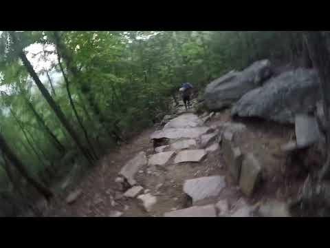 Vlog 1 Hanging Rock!!