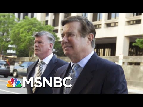 Manafort Trial At Light Speed While Trump Changes His Tune On Russian Collusion | Deadline | MSNBC