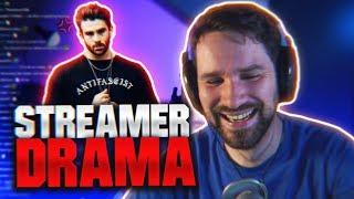 Streamer Drama ft. Hasanabi, Irishladdie, Marty & RemTheBathBoi thumbnail