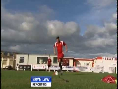 Sky Sports News: Prestatyn in Europe