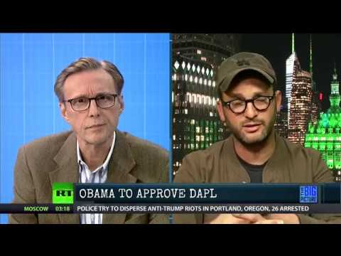 "Josh Fox - Did Obama ""Sell Out"" On The ""Standing Rock"" Pipeline?"