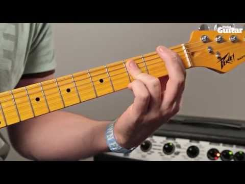 Weekend Riff: How to play Nirvana - Smells Like Teen Spirit (intro)