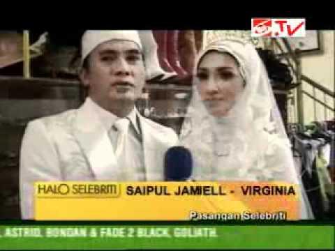 Syaiful Jamil Lamar Virginia Anggraini