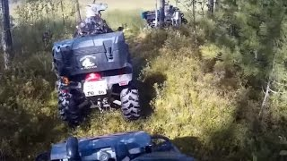 ATV 4x4 Quad Bike Off road Extreme Mudding 2016 Compilation