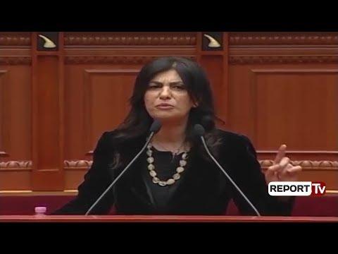 Report TV - Jozefina Topalli padit Kuvendin, kërkon pagat e bojkotit në 2014 dhe 2017