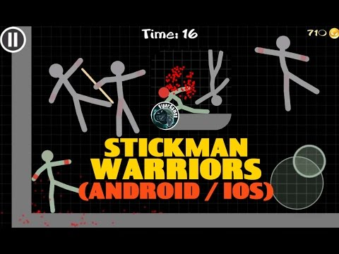 Stickman Warriors (ANDROID/ IOS)