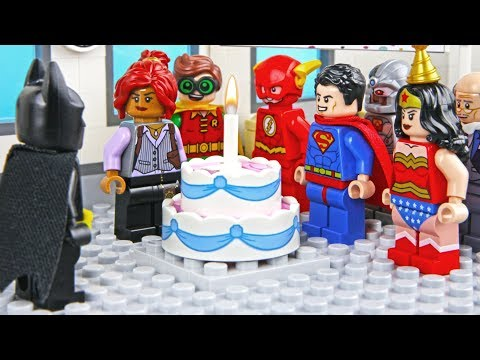 Lego Batman Birthday Party