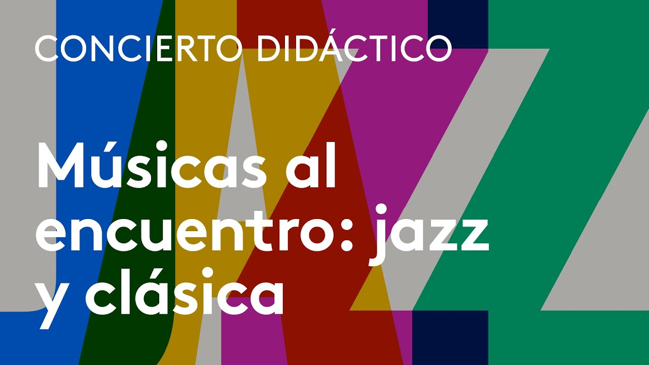 Didactic Concert Music To Meet Jazz Classical