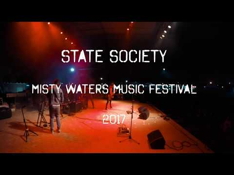 STATE SOCIETY – Lonely Boy Live at Misty Waters Music Festival 2017