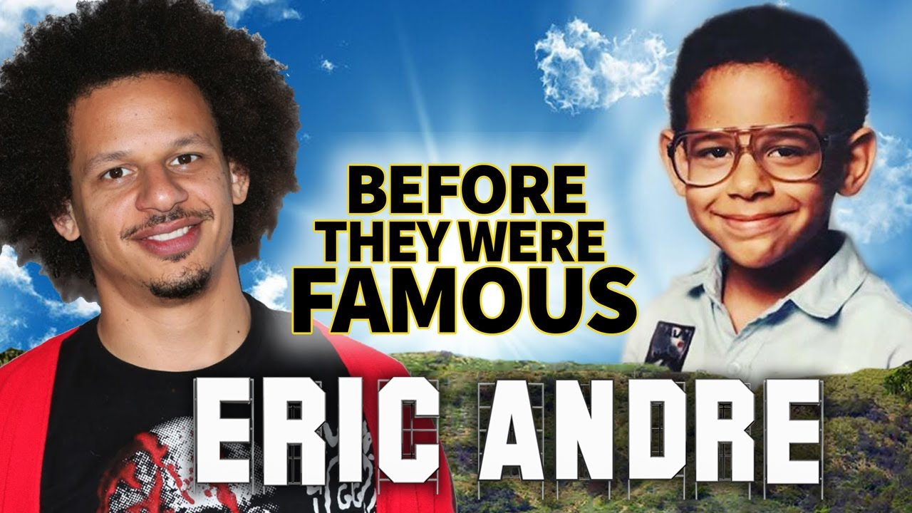 Eric Andre | Before They Were Famous | Best Host of The Worst Talk Show | The Eric Andre Show