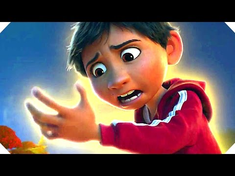 Thumbnail: Disney Pixar's COCO Trailer (Animation, 2017)