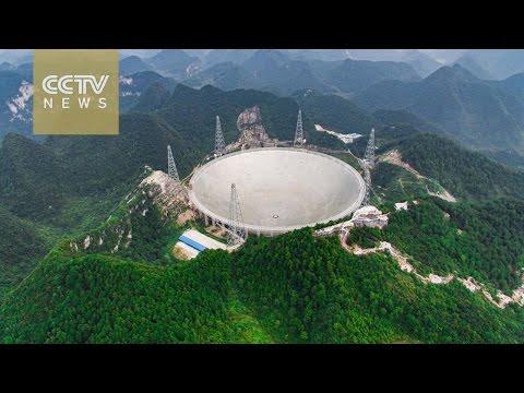 A look at the world's major radio telescopes