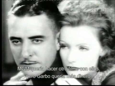 Greta garbo biography in english w spanish subs part 2 for Garbo arredamenti